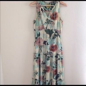 Anthropologie Maeve Maxi Dress - size 2